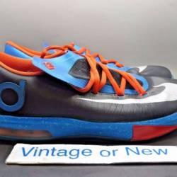 Nike Kd Vi 6 Okc Away Gs ...