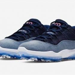 Nike air jordan 11 low golf no...