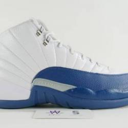 "Air jordan 12 retro ""french bl..."