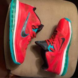 Lebron 9 low liverpool