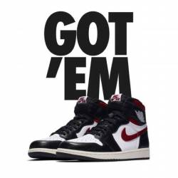 Air jordan 1 retro high og gym...