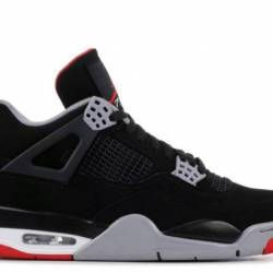 Air jordan 4 retro bred 2019 r...