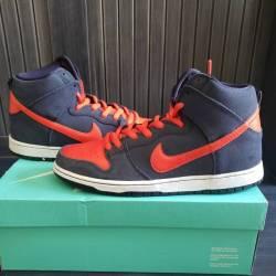 Nike dunk sb syracuse sz 10