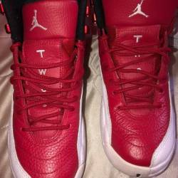 Gym red 12s gs
