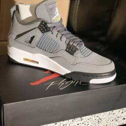 Jordan 4 cool grey ds
