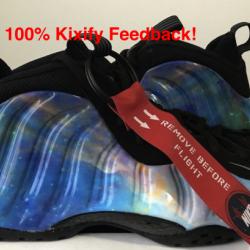 Nike air foamposite one big bang