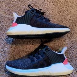 Adidas eqt support 93/17 black...