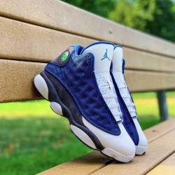 Air jordan retro 13 'flint gre...