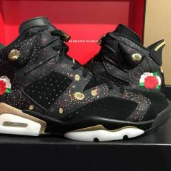 Air jordan 6 retro cny chinese...