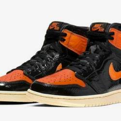 Air jordan 1 high og shattered...