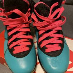 Nike lebron 8 south beach miam...