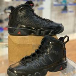 Air jordan 9 retro bg 'bred' b...