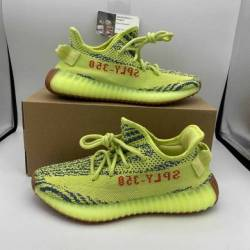 Yeezy boost 350 v2 semi frozen...