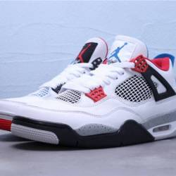 Air jordan 4 what the grey-mil...