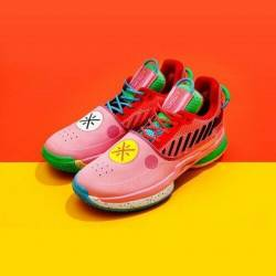 Li ning way of wade 7 peppa pi...