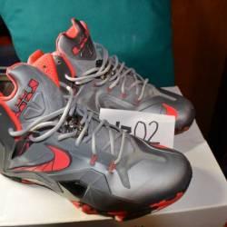 Nike lebron 11 elite team