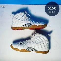 Nike air foamposites pro gucci