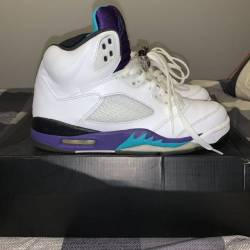 Air jordan grape 5 2013