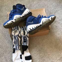 Nike air penny 5 - memphis