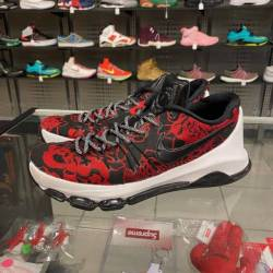 Kd 8 ext floral black-black-gy...