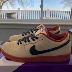 Nike sb dunk low muslin
