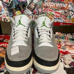 Nike air jordan 3 retro chloro...