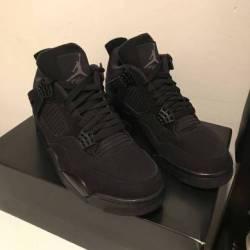 Jordan 4 retro black cat (2020)