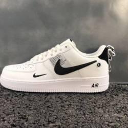 Nike wmns af1 shadow white bla...