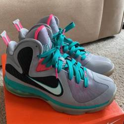 Shop: Nike LeBron 9 South Beach