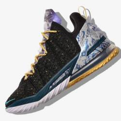 "Nike lebron 18 ""reflections"""