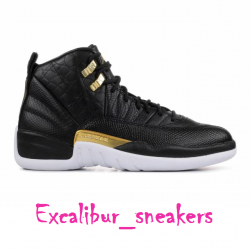 Air jordan 12 wmns retro repti...