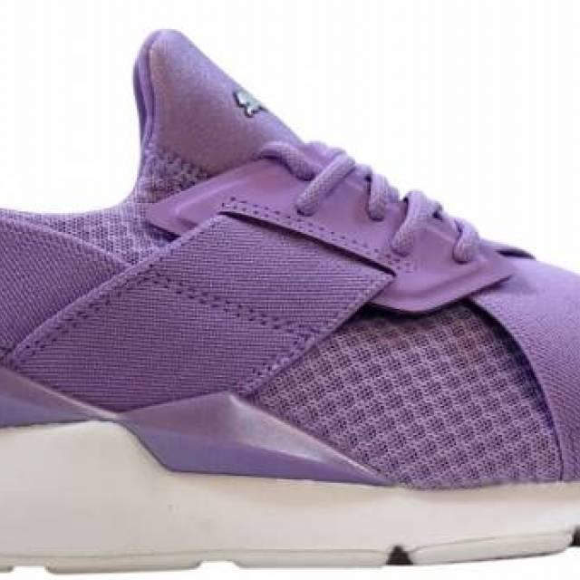 puma muse purple