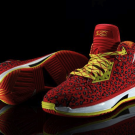Li Ning Way of Wade 2 Red leopard