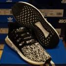 """NEW Adidas EQT Supprt 93/17 """"Glitch Black"""" sz10"""