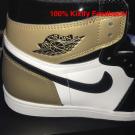 Air Jordan 1 Retro High OG Gold Top 3