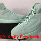Air Jordan 2 Decon Mint Foam
