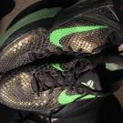 Nike Kobe 6 VI Supreme Rice Limited edition Size 10
