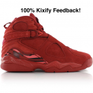 Air Jordan 8 WMNS Valentine's Day QS