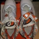 Jordan Retro 8 Orange Blaze