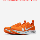 OFF-WHITE x Nike Zoom Fly Mercurial Flyknit Total Orange