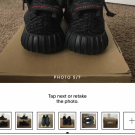 adidas Yeezy 350 Boost - Pirate Black