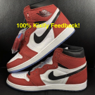 Air Jordan 1 Retro High OG Origin Story Spider Man
