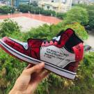 "AIR JORDAN 1 ""spider man"""