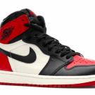 Jordan 1 Retro High Bred Toe